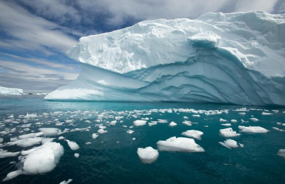 A New Study Reveals Safe Ice in Greenland is Melting Fast