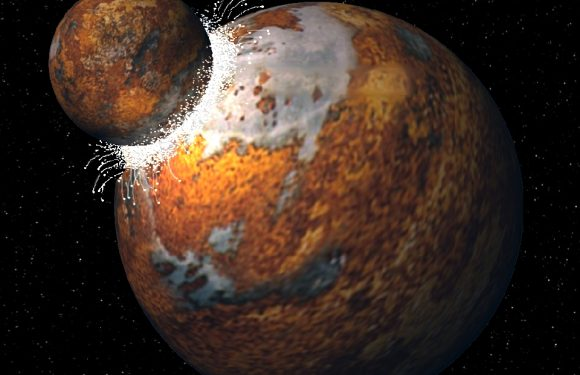 Scientists say Life-Essential Elements On Earth Are a Result of Collision with Celestial Body