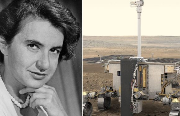 European Mars Rover Named After Iconic Scientist Rosalind Franklin