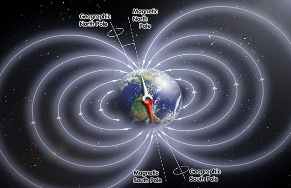 Scientists Updated the World Magnetic Model Due to Fast-Moving Magnetic North Pole